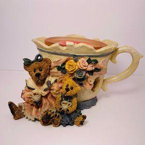 Boyds Bears & Friends 27751 Ms. Bruin Tea Candle